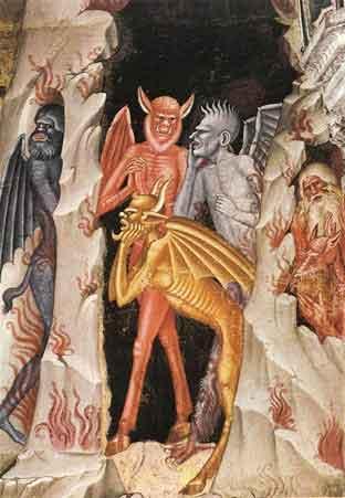 Сексуальные повадки дьявола
